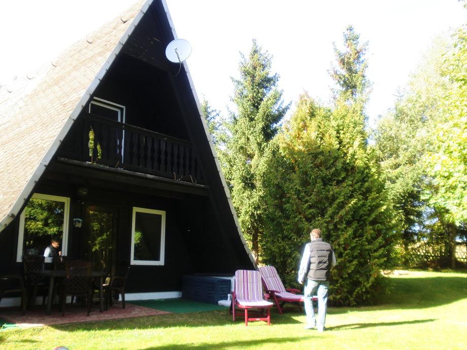 Außenaufnahme Finnhaus