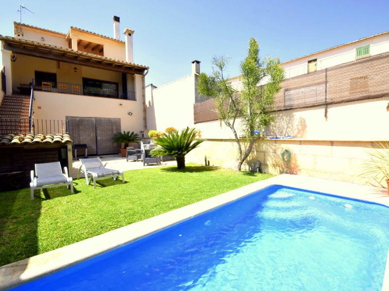 Ferienhaus bzw. landestypisches Dorfhaus Miguel mit Pool   ID 44097