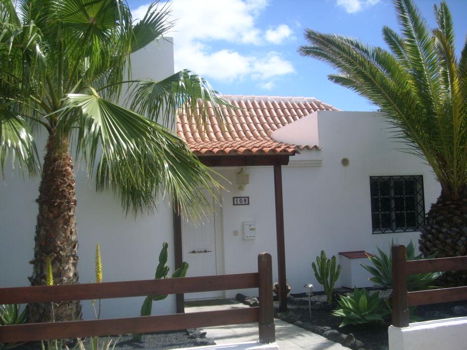 Villa -  Eingang