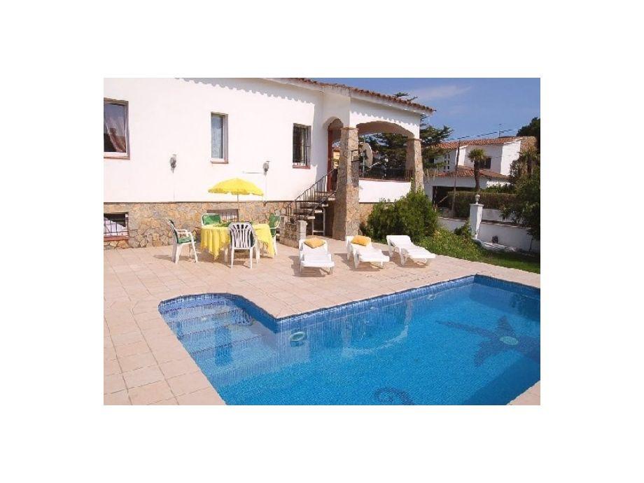Grande Villa Carmenco mit Pool