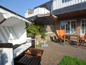 Ferienwohnung 13 im Haus Osterweg 8 (KÖNIG SYLT, OSW/13)