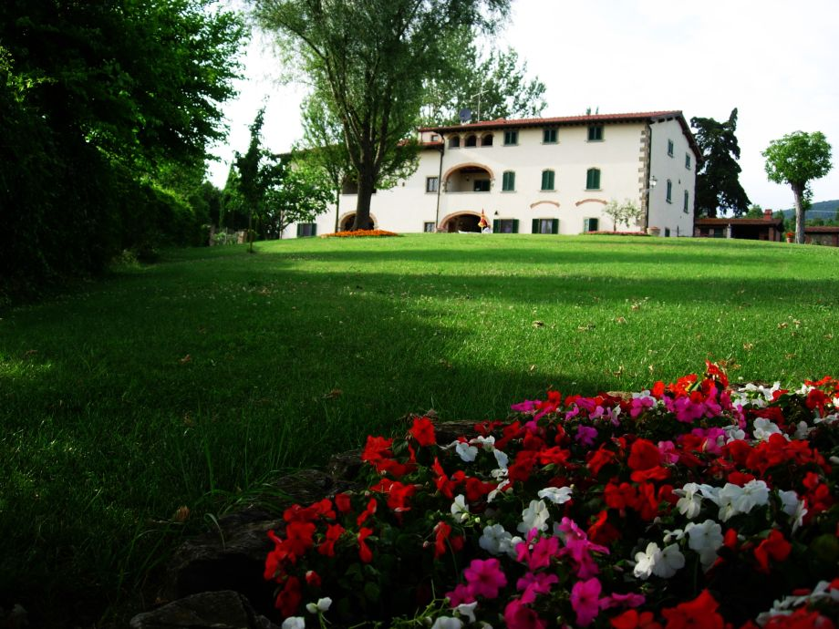 Fattoria di Belvedere - from south