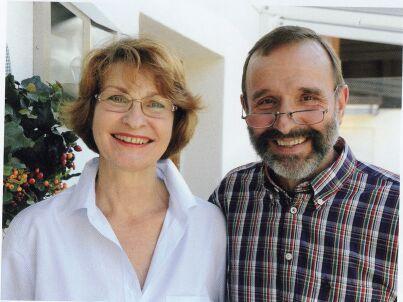 Ihr Gastgeber Birgitt Schraudolf