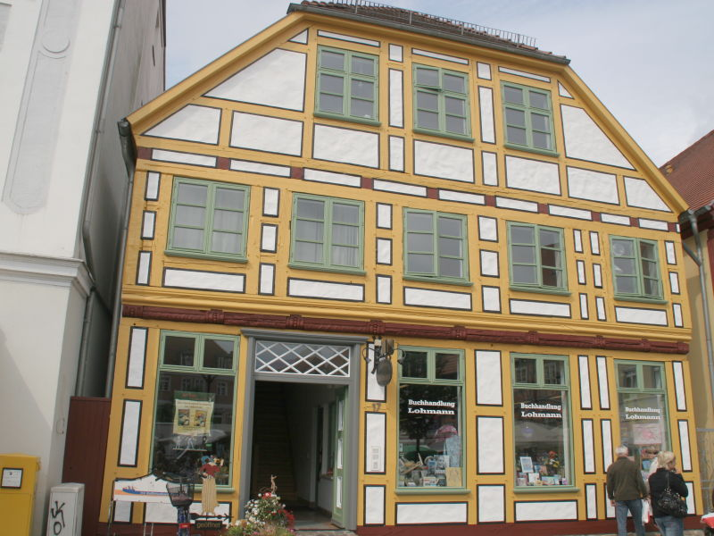 Holiday apartment Historic City of Waren