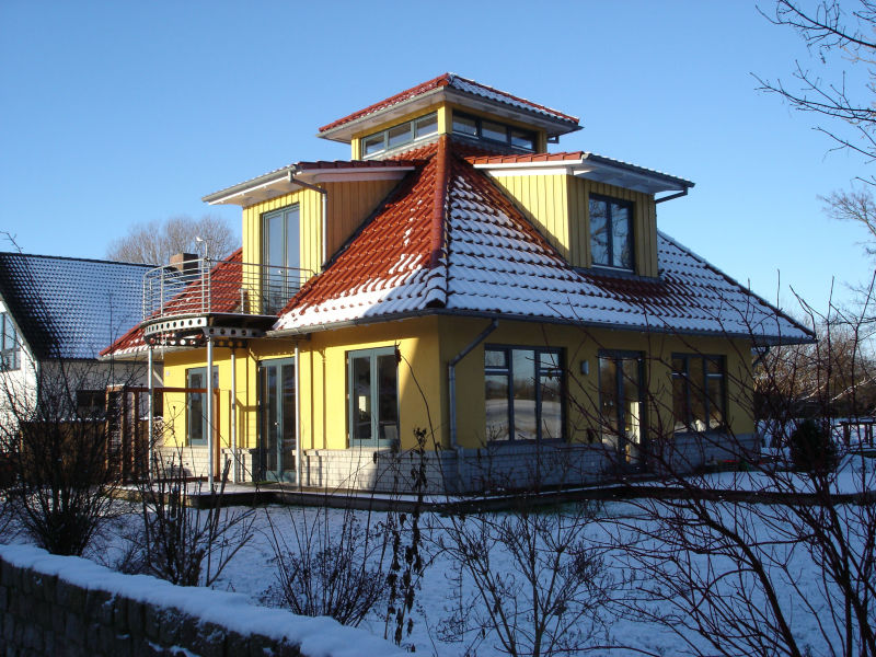 Holiday house Det gule Hus