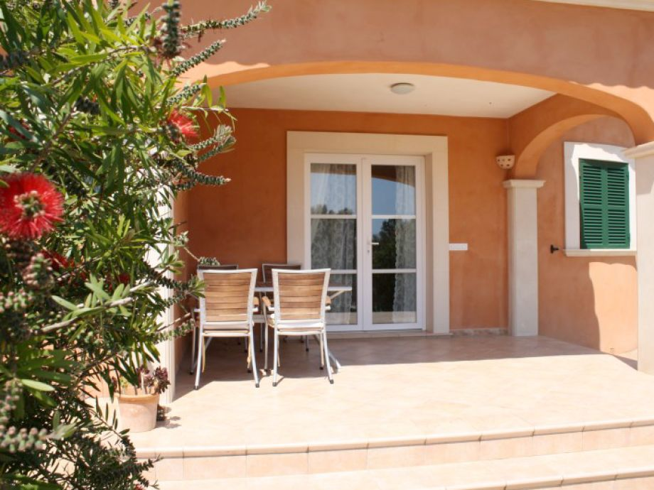 Vacation house with pool near to Estrenc-Beach for 4 pe
