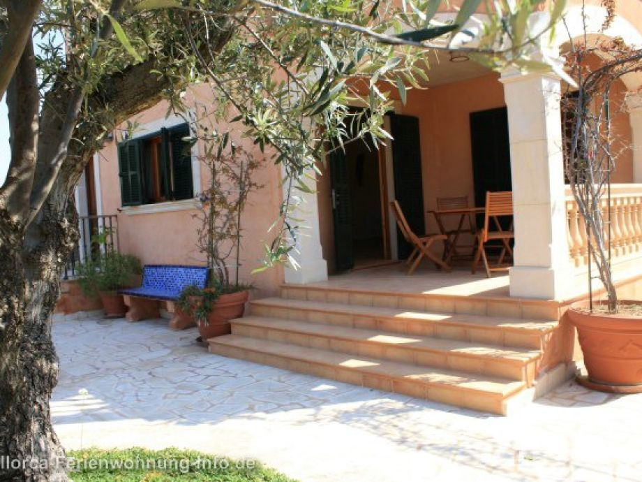 vacation apartment near to Estrenc