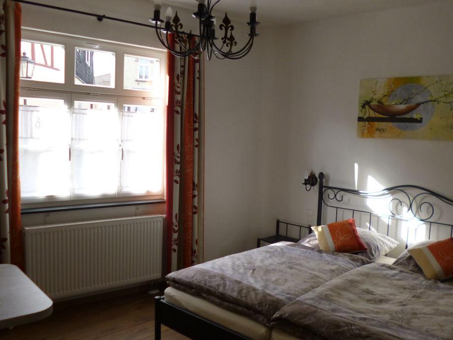 Appartement Blücherstube Wohn-/Schlafraum