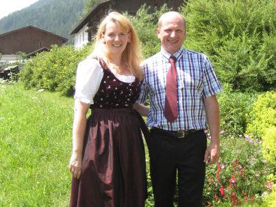 Ihr Gastgeber Andrea Pfurtscheller-Fuchs