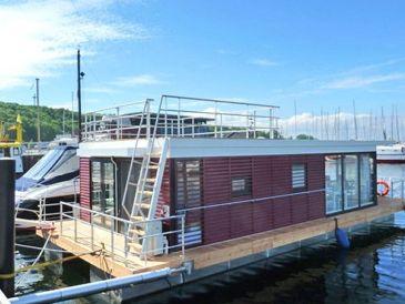 Hausboot FLOATING 44 Laboe