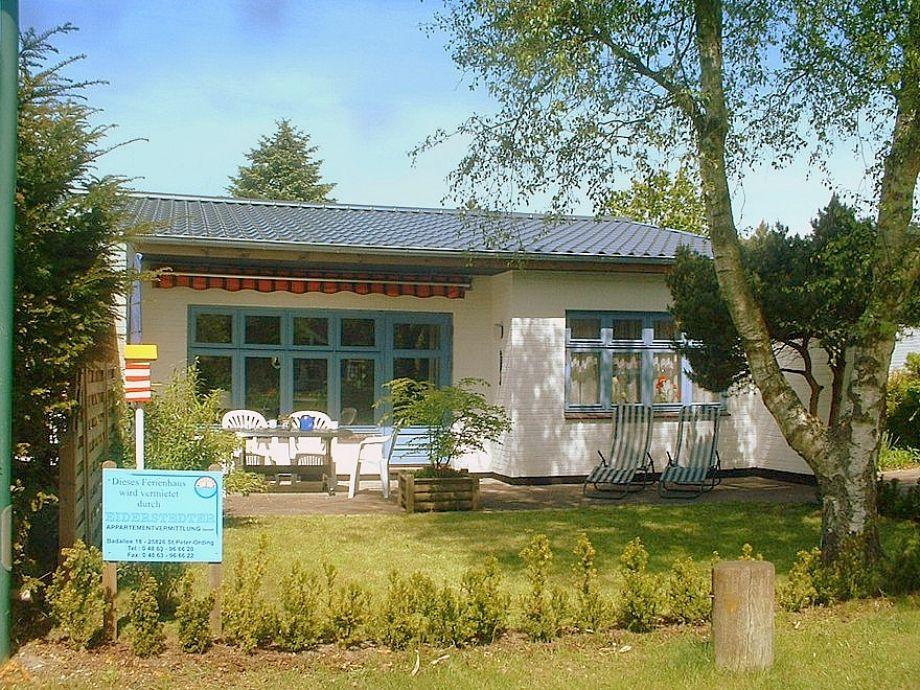 """Ferienhaus """"Strandläufer"""""""