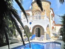 Ferienhaus VILLA CALIFORNIA mit Pool u.Bootsliegeplatz