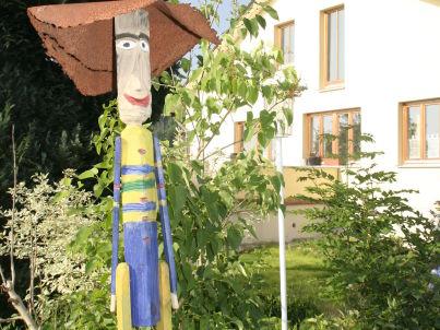 Falkenstein im Haus Hollerbusch