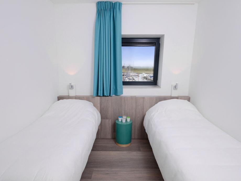 Apartment mit traumhafter aussicht zeeland kamperland for Zimmer mit blick