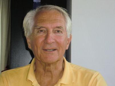 Ihr Gastgeber Manfred Busch