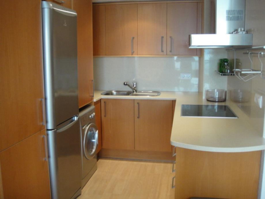 Waschmaschinenschrank K Che küche mit integrierter waschmaschine f r eine kleine k che mit integrierter waschmaschine k