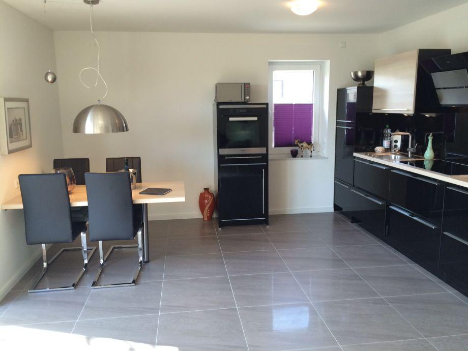 Essbereich u. Küche mit WLAN