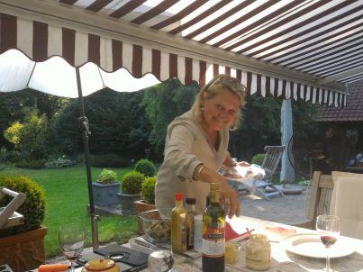 Ihr Gastgeber Mieke Dommering