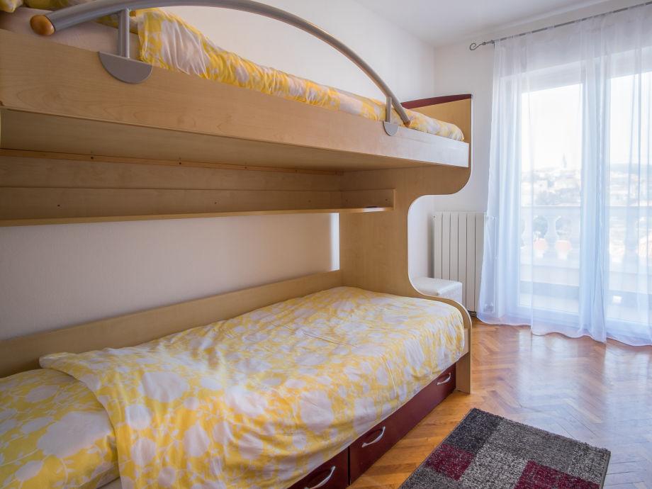 Wohnideen Drittes Zimmer ferienwohnung cubranic reiseziel vrbnik mr anton cubranic