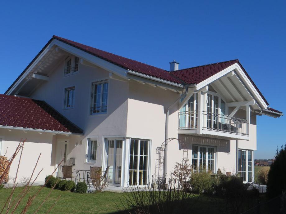 Unser Haus aus Süd/West