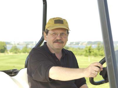 Ihr Gastgeber Volker Riechey
