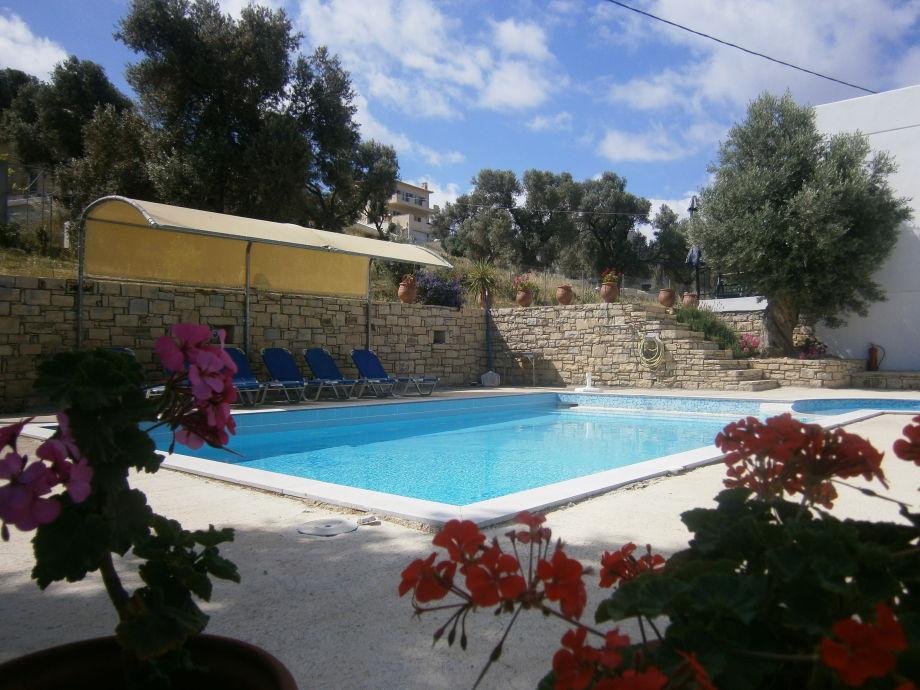 Pool 8,5 x 5,5 mtr.