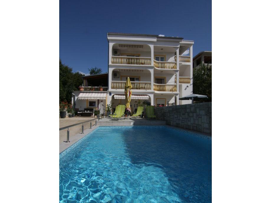 Swimmingpool-Villa Crikvenica