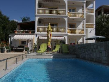 Ferienwohnung Swimmingpool-Villa Crikvenica