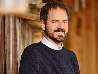 Ihr Gastgeber Joachim Müller
