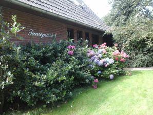 Ferienwohnung in Borgsum