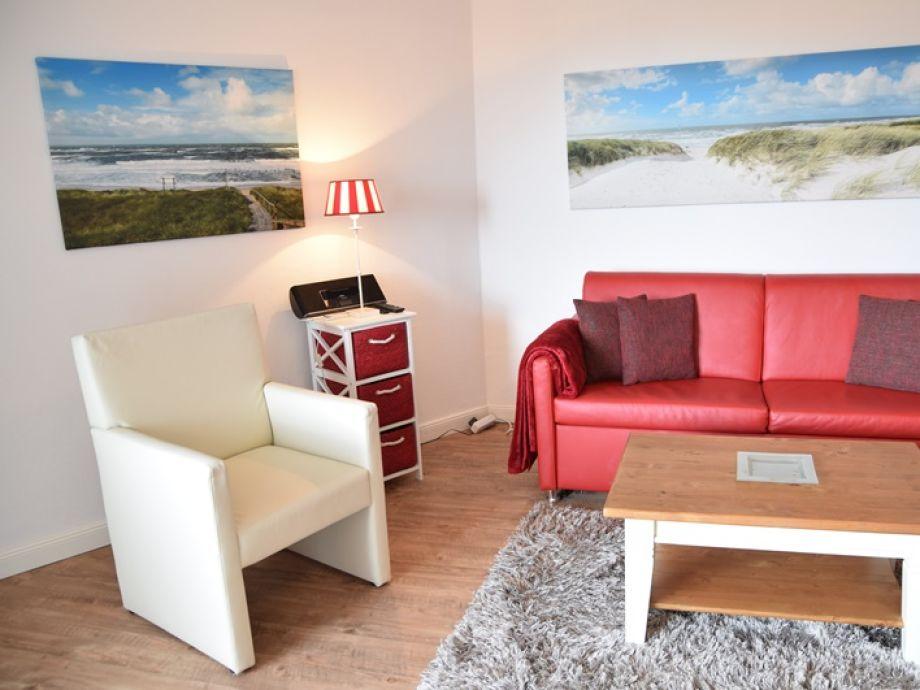 ferienwohnung nordmarkstra e w40 westerland firma gb. Black Bedroom Furniture Sets. Home Design Ideas