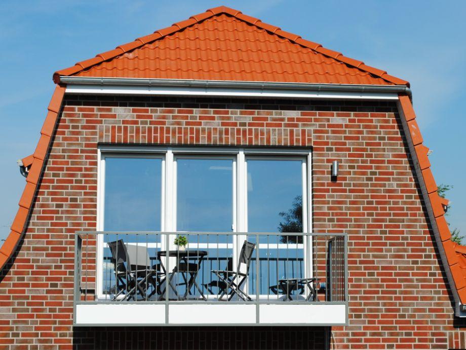 Balkon zum Sonnen
