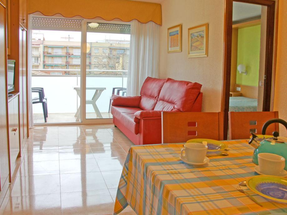 apartment costa d 39 or calafell costa dorada firma solapart frau ren e. Black Bedroom Furniture Sets. Home Design Ideas