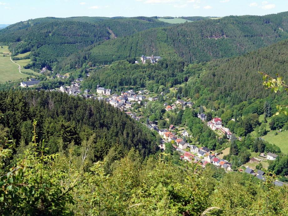 """Küchenzeile Jena ~ ferienwohnung""""steinbock"""", schiefergebirge, jena, saalfeld familie manfred und ursula steinbock"""