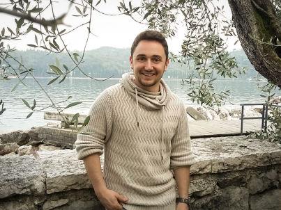 Ihr Gastgeber Marc Pistone