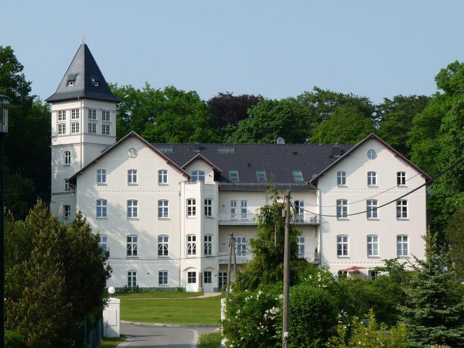 Jagdschloss Hohen Niendorf - Südseite