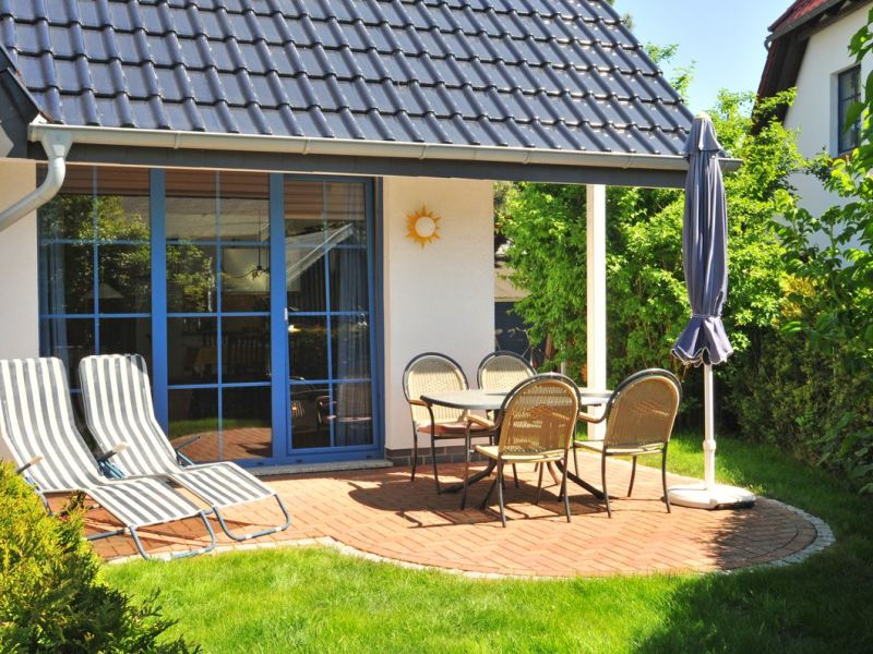 Holiday house Windflüchter