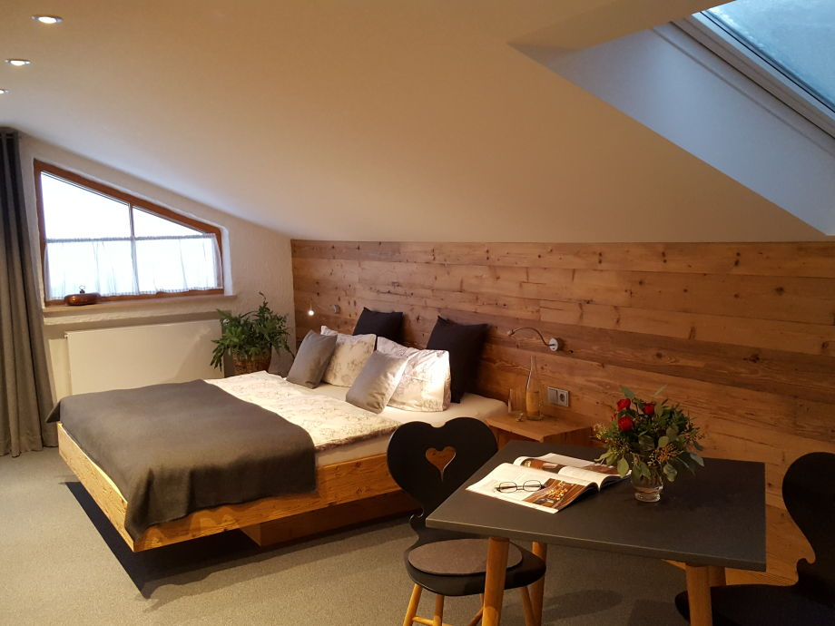 Schlafzimmer 2 Whg. 3