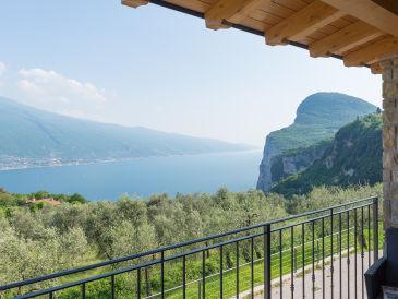 Ferienwohnung in der Villa Vagne