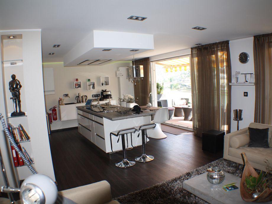 Außenaufnahme Moselapart einziges 5 Sterne Apartment in Cochem