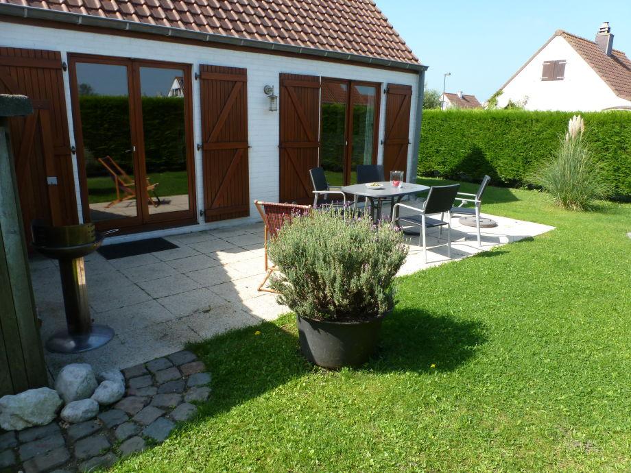 Garten und Terasse