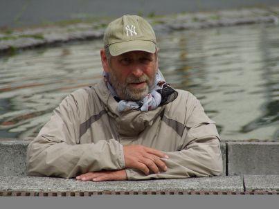 Ihr Gastgeber Dieter Schlüter