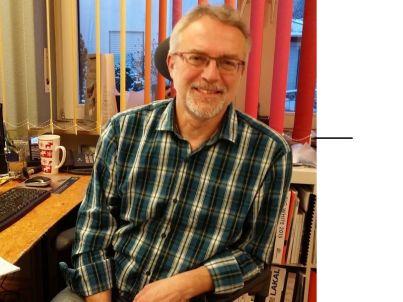 Ihr Gastgeber Rainer Reuther