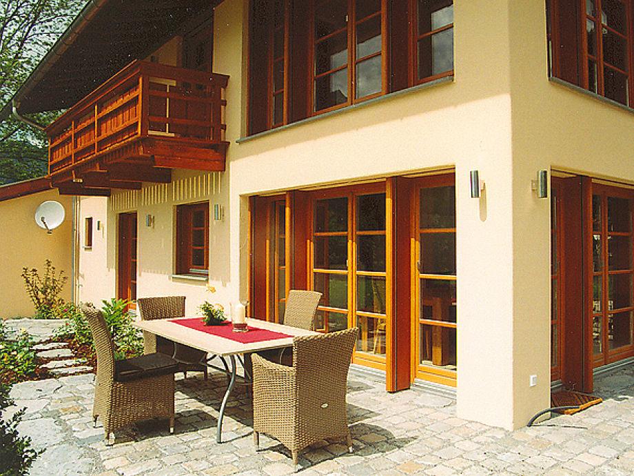 Haus am Katzenbach mit großer Terrasse