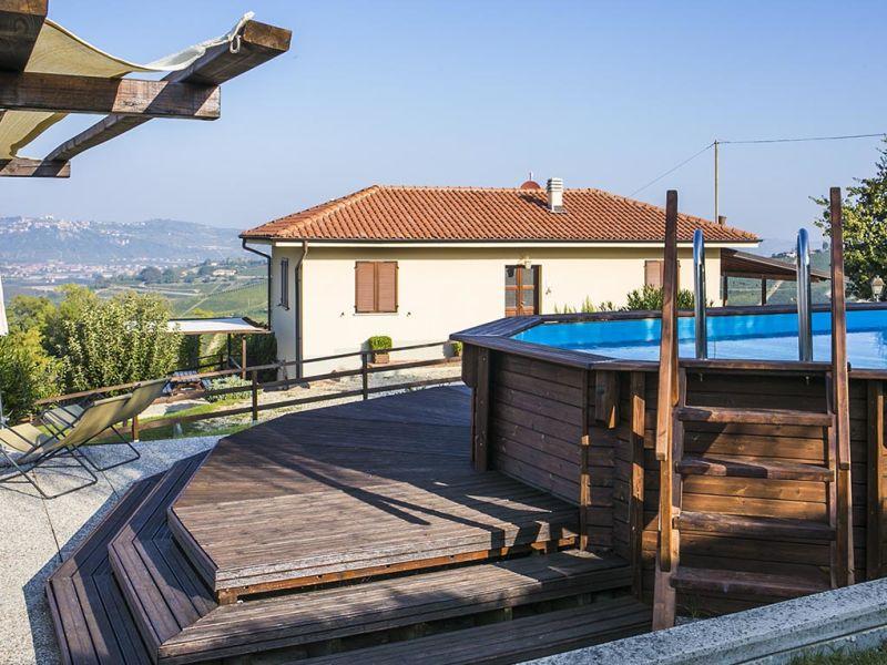 Ferienhaus Agriturismo Ada Nada (mit eigenem Pool/Winzer)