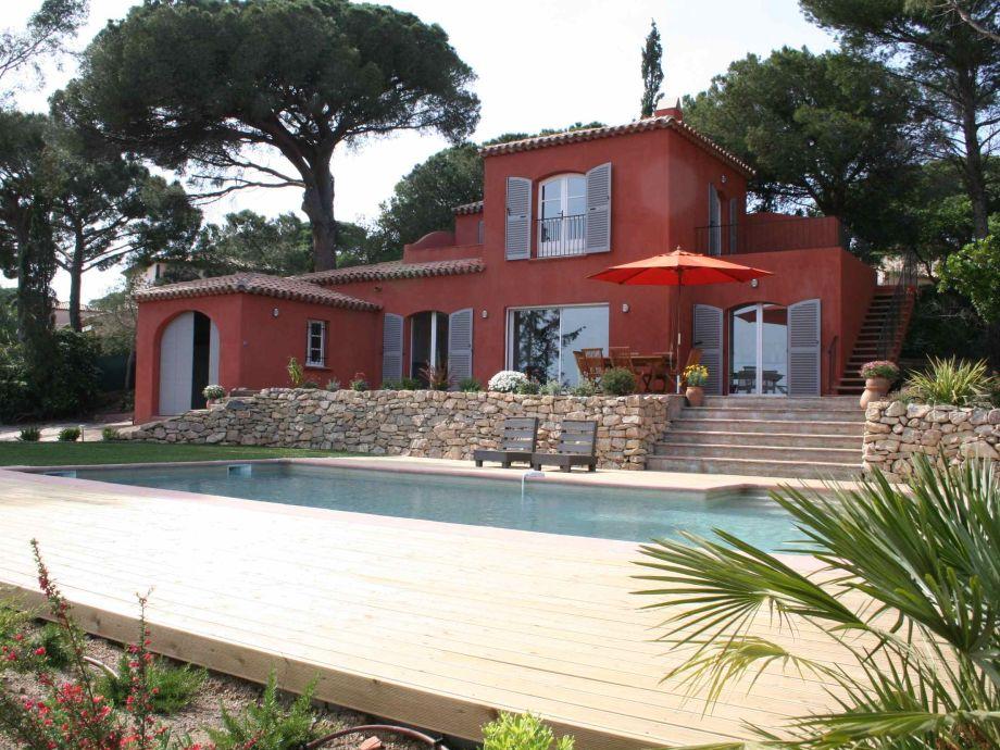 Aussenansicht der Villa Sol Y Mar