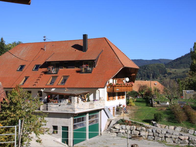 Bauernhof Ferienwohnung Wiesenblick Oberer Strickerhof