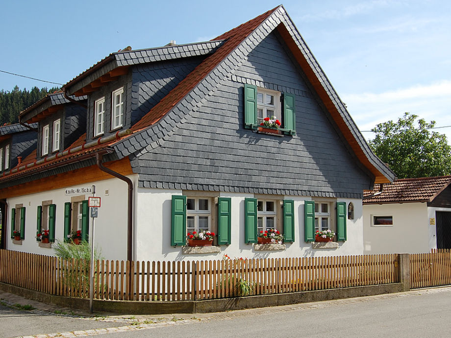 Frankenwaldhaus