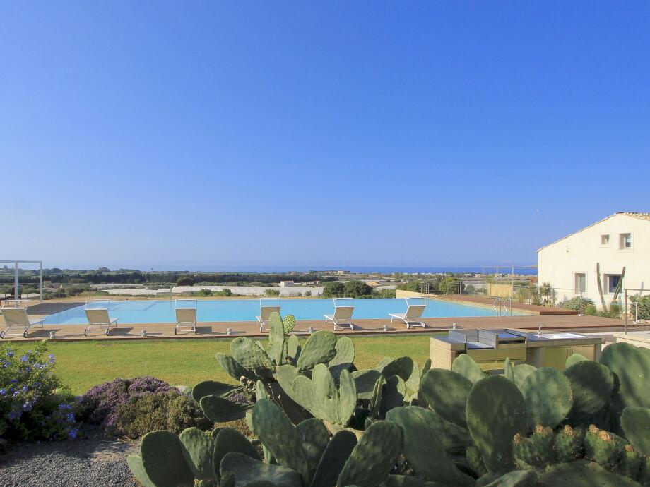 Außenaufnahme Apartment Petrantica Resort