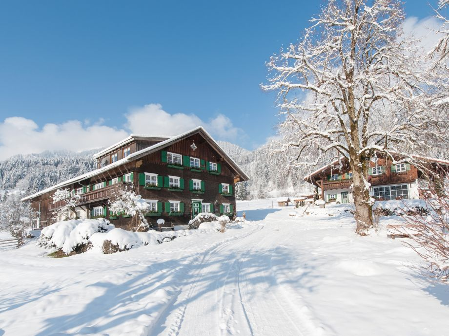 Wintermärchen auf dem Waibelhof